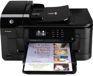 МФУ HP OfficeJet 6500A Plus CN557A