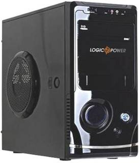 Корпус LogicPower 4405  400W Black/Silver