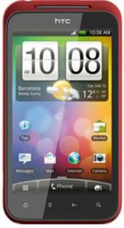 Смартфон HTC S710e Incredible S (red)