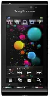 Смартфон Sony U1i Satio (Black)