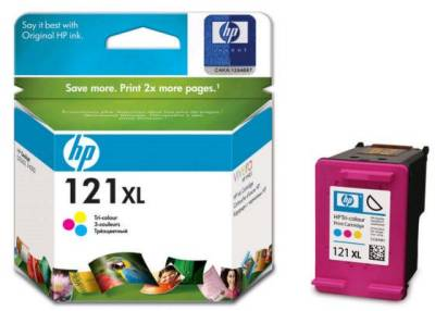 Картридж HP No121XL CC644HE