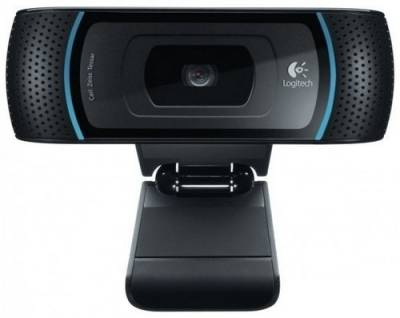 Веб-камера Logitech CAMERA WEBCAM HD B910 960-000684