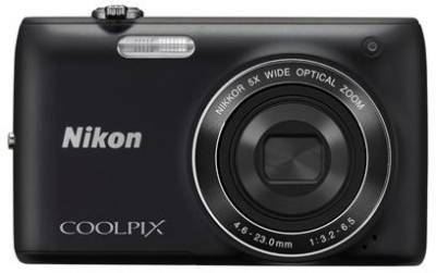 Фотоаппарат Nikon CoolPix S4100 (Black)