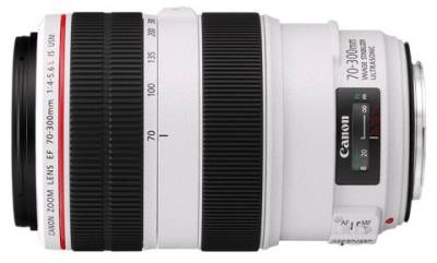 Объектив Canon EF 70-300 F4-5.6L IS USM 4426B005
