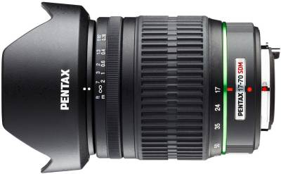 Объектив Pentax SMC DA 17-70mm f/ 4 AL(IF) SDM 21740