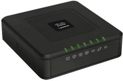 Сетевой маршрутизатор Linksys WRT54GH