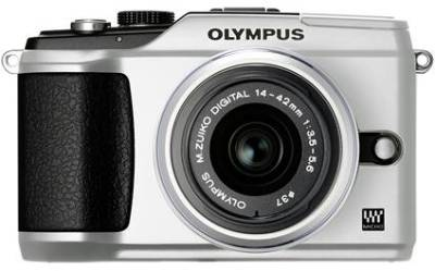Фотоаппарат Olympus E-PL2 DZK (Silver) N4288492