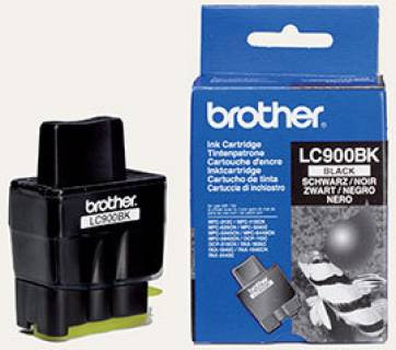 Картридж Brother LC900BK