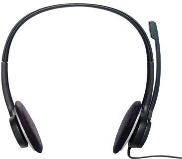 Наушники Logitech ClearChat Stereo 981-000025