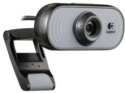 Веб-камера Logitech WEBCAM C100 960-000555