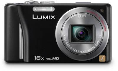 Фотоаппарат Panasonic Lumix DMC-TZ20 (Black) DMC-TZ20EE-K