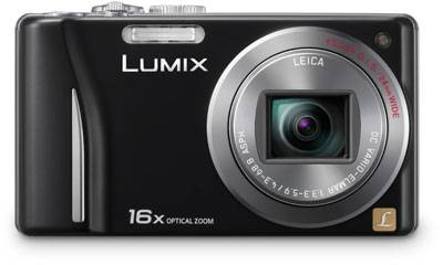 Фотоаппарат Panasonic Lumix DMC-TZ18 (Black) DMC-TZ18EE-K