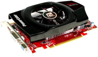 Видеокарта PowerColor Radeon HD6770 1GB AX6770 1GBD5-H