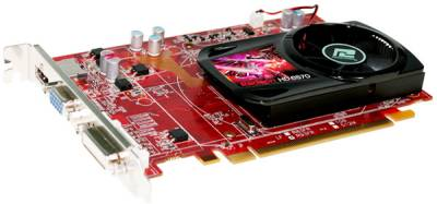 Видеокарта PowerColor Radeon HD6570 1GB AX6570 1GBD5-H