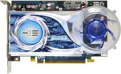 Видеокарта HIS Radeon HD5670 512MB ICEQ H567Q512
