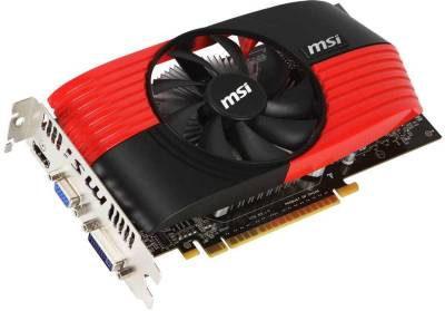 Видеокарта MSI GeForce GTS450 1GB N450GTS-MD1GD5