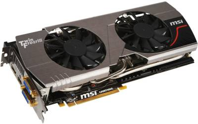 Видеокарта MSI GeForce GTX580 1536MB N580GTX LIGHTNING