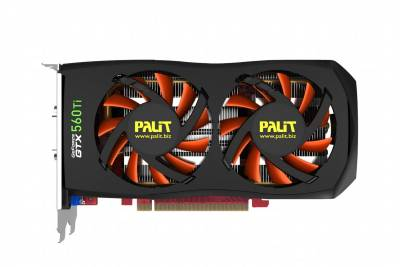 Видеокарта Palit GeForce GTX560Ti 2GB NE5X56T01142-1041F
