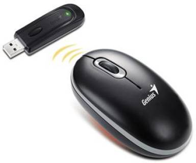 Мышка Genius Wireless ScrollToo 600, USB Gray 31030030101