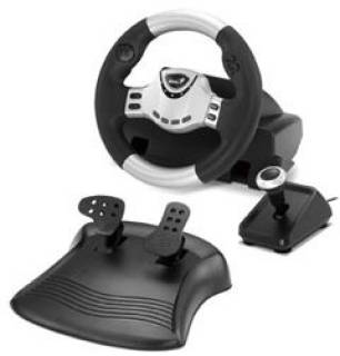 Игровой контроллер Genius Speed Wheel RV ForceFeedback 31620035100