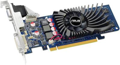 Видеокарта ASUS GeForce GT220 1GB ENGT220/DI/1GD2(LP)/V2