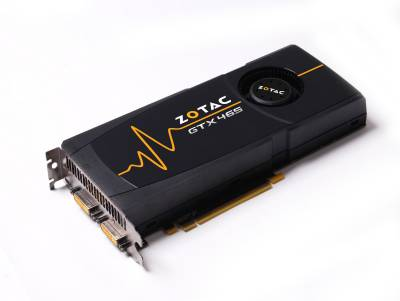Видеокарта ZOTAC GeForce GTX465 1GB ZT-40301-10P