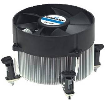 Кулер Manhattan Socket LGA 1156 CPU Cooler (140034)