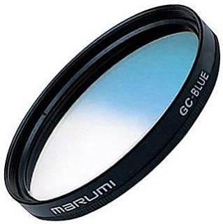 Светофильтр Marumi GC-Blue 55mm