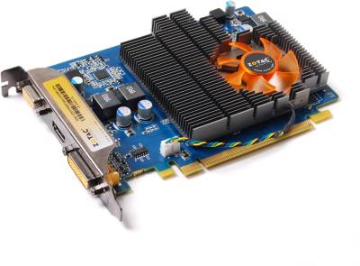Видеокарта ZOTAC GeForce GT220 1GB ZT-20205-10L