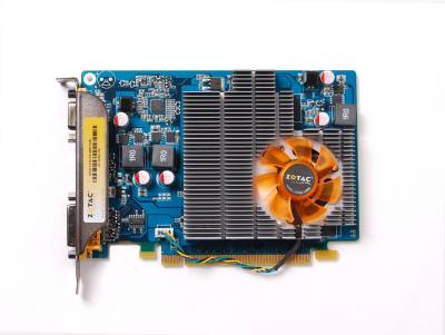 Видеокарта ZOTAC GeForce GT240 1GB ZT-20402-10L