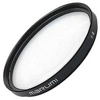 Светофильтр Marumi Светофильтр Close-up+4 49mm
