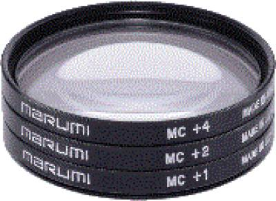 Светофильтр Marumi Close-up+1+2+4 (set) 43mm