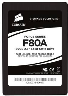 Внутренний HDD/SSD Corsair CSSD-F80GB2-BRKT-A