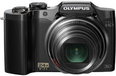 Фотоаппарат Olympus SZ-30MR (Black) N4422992