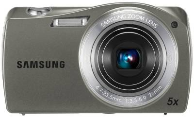 Фотоаппарат Samsung ST6500 (Silver) EC-ST6500S
