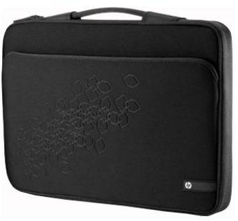 HP Black Cherry Notebook Sleeve WU673AA