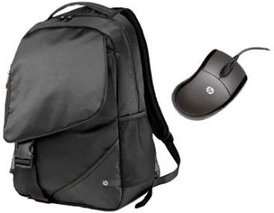 HP Backpack and mobile mouse bundle WW553AA