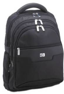 HP Deluxe Nylon Backpack RR317AA