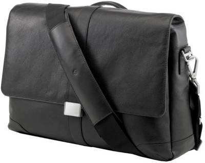 HP Elite Leather Messenger Case AX676AA