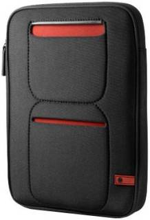 HP Mini Sleeve black-red VX404AA