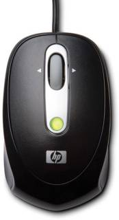 Мышка HP Laser Mobile Mouse FQ983AA#ABB