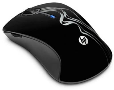 Мышка HP 2.4GHz Wireless Laser Comfort Mouse - EOL VT677AA