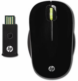 Мышка HP Optical wireless mouse Jerry VK479AA#ABB