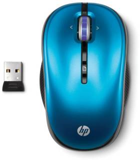 Мышка HP HP2.4G OceDri WirelessOpt Mouse EURO XP358AA