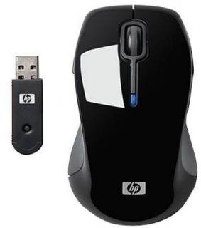Мышка HP Wireless Comfort Mouse EURO FQ422AA#ABB