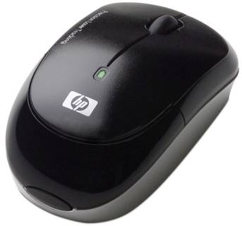 Мышка HP Wireless Laser Mini Mouse (Popo refresh) WG462AA