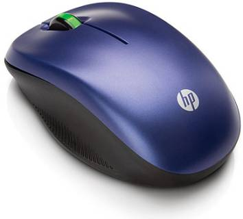 Мышка HP Optical wireless mouse Jerry Blue WE789AA#ABB
