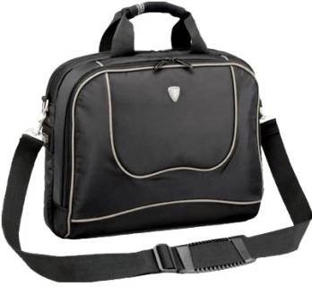 Sumdex Impulse Tech-Town Compact Brief PON-432BK