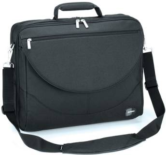 Sumdex Large Expandable Computer Brief PON-303BK