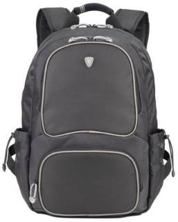 Sumdex Impulse Tech-Town Notebook Backpack PON-436BK